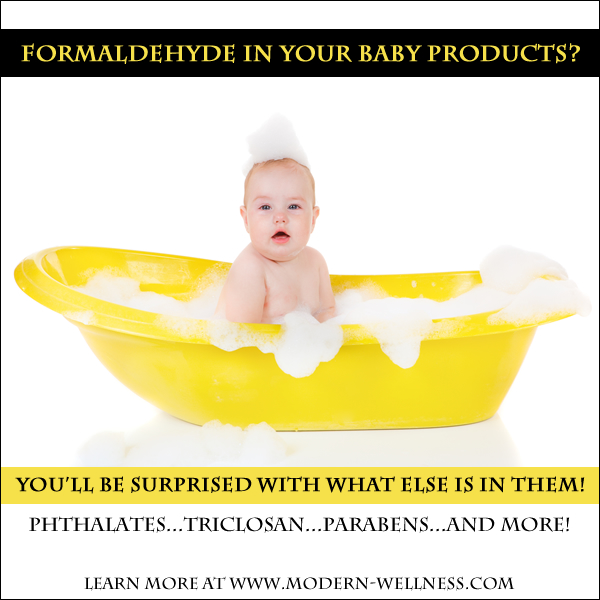 formaldehyde-is-in-your-baby-products